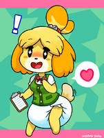 Isabelle Discovers Padding by Shima-pad