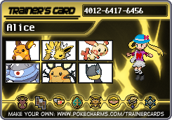 Electric Gym Leader trainer card (Main gym) by TintjeMadelintje101
