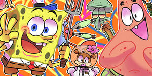 wellcome to bikini bottom