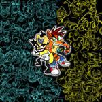 Crash bandicoot Neon the 20th