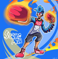 Springman! by EZstrongs