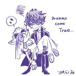 dreams come ture?