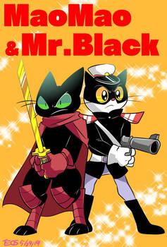 Maomao and Mr.Black()