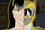 Power Rangers Duality - Trini Kwan