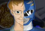 Power Rangers Duality - Billy Cranston