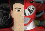 Power Rangers Duality - Jason Lee Scott