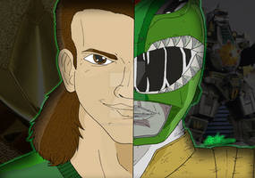 Power Rangers Duality - Tommy Oliver