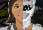 Power Rangers Duality - Alyssa Enrile by OptimumBuster