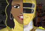 Power Rangers Duality - Tanya Sloan by OptimumBuster