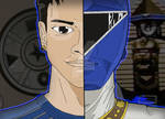 Power Rangers Duality - Rocky De Santos