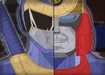 Power Rangers Duality - Ninjor