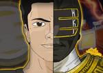 Power Rangers Duality - Jason Scott Lee (Zeo)