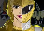 Power Rangers Duality - Kira Ford