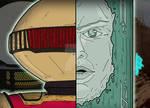 Power Rangers Duality - Alpha/Zordon