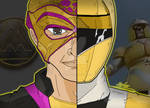 Power Rangers Duality - Tideus (Aquitar)