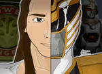 Power Rangers Duality - Tommy Oliver (Tigerzord)