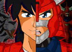 Anime Duality - Ryo Sanada