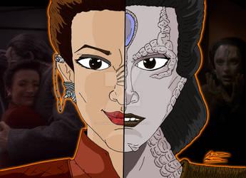 Star Trek Duality - Kira Nerys (Second Skin) by OptimumBuster