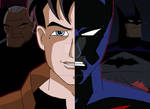 DCAU Duality - Terry McGinnis/Batman
