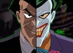 DCAU Duality - Jack Napier/The Joker