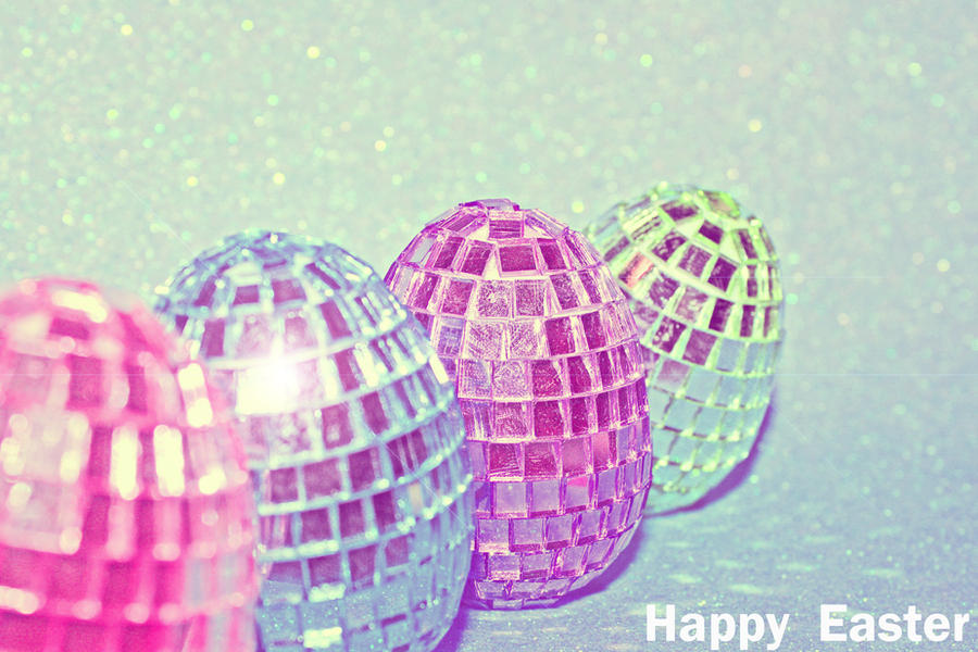 Disco Easter by Cute-And-Bright