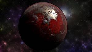Blender Planet 1 - 4k
