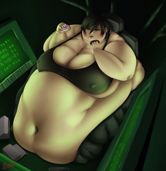 Am I stress eating too much? - Final by Belt-Buster