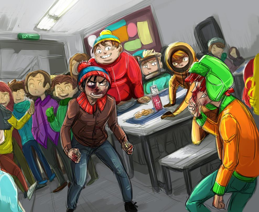 thats very cartman of you by xShieru
