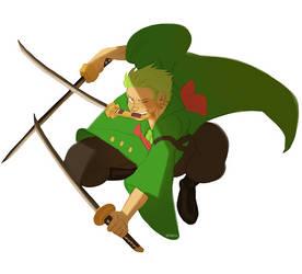 swordsman by xShieru
