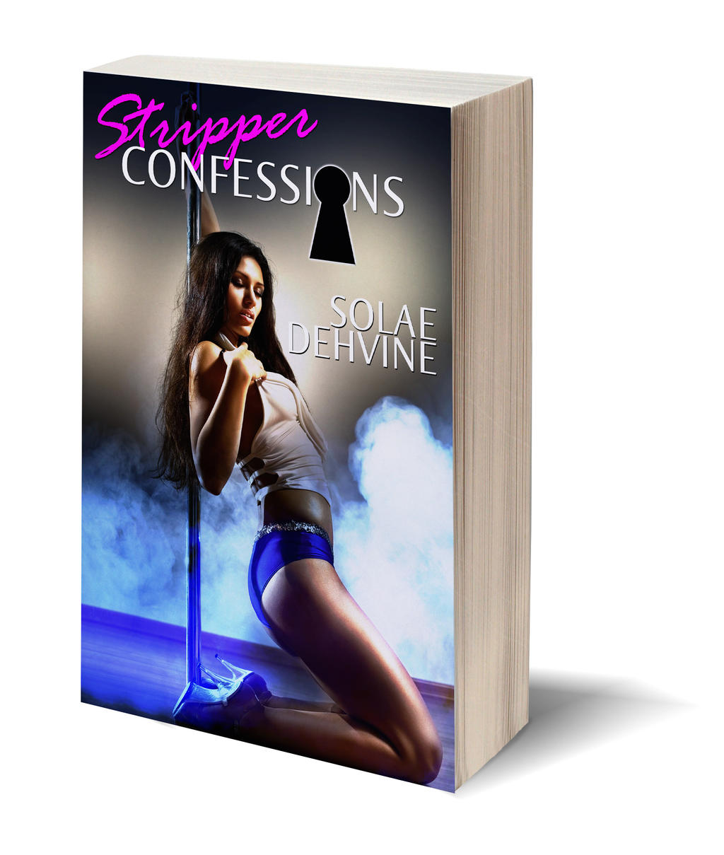 Book Cover Design Deviantart : Strippers confessions d image of book cover by