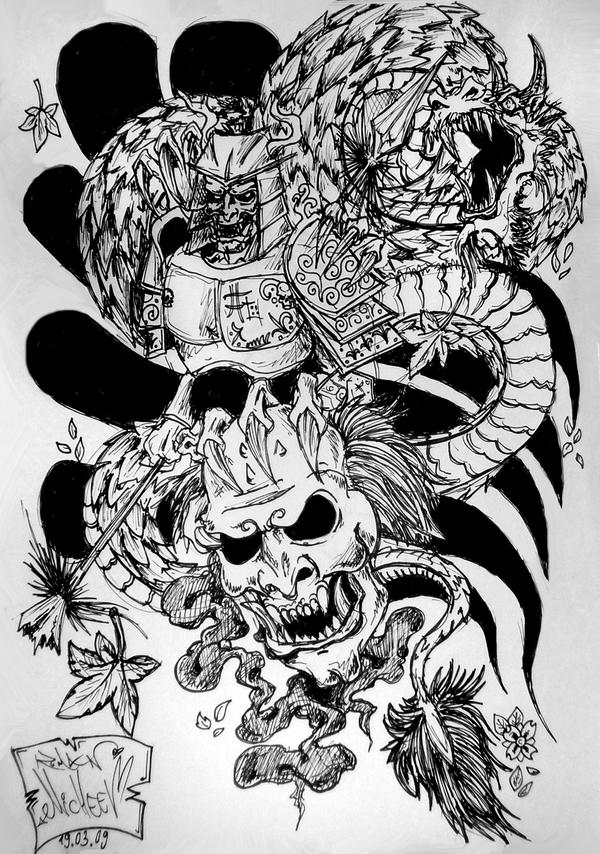 new tattoo design by xxhardware91xx on deviantart. Black Bedroom Furniture Sets. Home Design Ideas