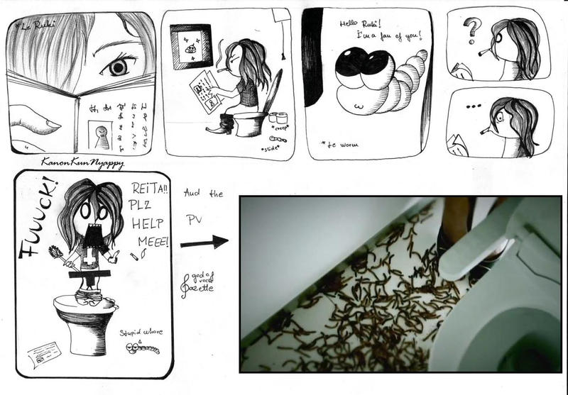 2. how to make PV - Derangement (finish) by KanonKunNyappy