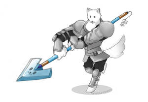 Greater doggie - Undertale