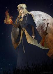 Dark Souls III - -Fire Keeper