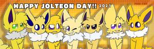 Jolteon Day!! (2021)