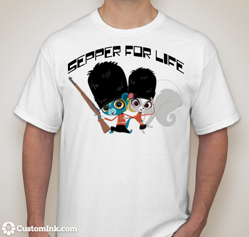 Sepper T-shirt by 5raptor5