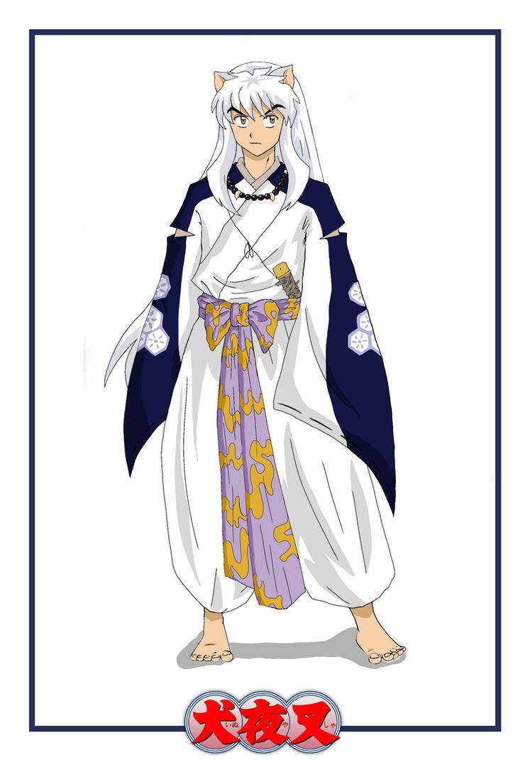 Inuyasha by mina-hachi