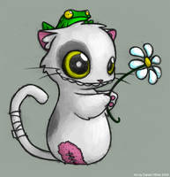 Cat - Original by neonblaze