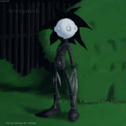 Edward Scissorhands - Fanart by neonblaze