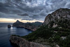 Cap de Formentor by Mohain