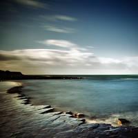 Jurassic Coast by Mohain