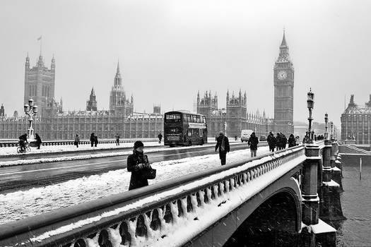 Snowy London II