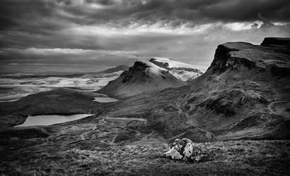 Trotternish Landscape by Mohain