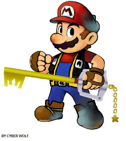 MKH - Mario by CyberWolfJV