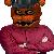 Freddy Folding Arms by FreddyTheFazbear