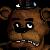 Unhappy Freddy Emoticon