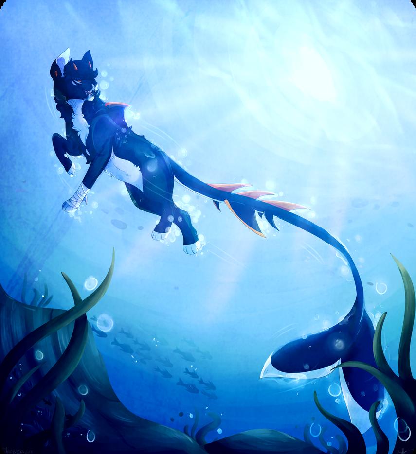 ll Open sea ll by ChillQu33n