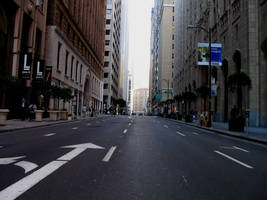 Deserted City by fl8us