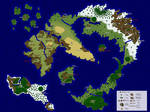 Viterra World Map