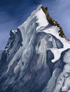 Dragon's Peak (Final Fantasy 3) and Bahamut